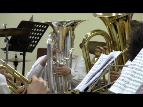 Wrexham Intermediate Brass Band - Music For Youth Regionals
