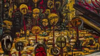 Michael Roque Collins: Reliquaries