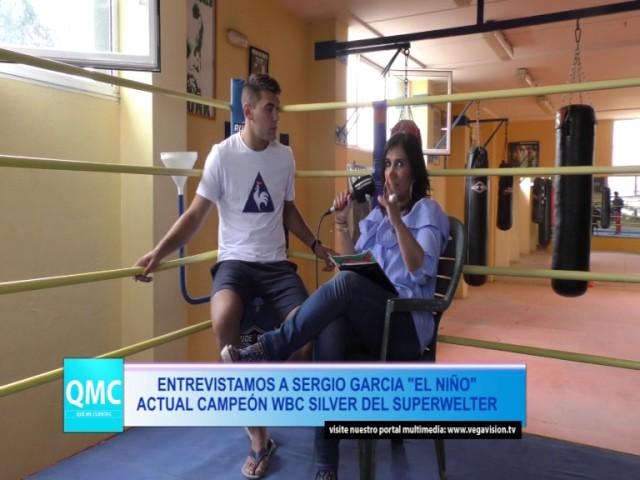 Sergio Garcia Campeón WBC Silver del Superwelter