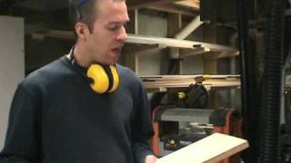 Part 2 Of 3 - Tool Stand -  Router Table Loose Tenon Joinery
