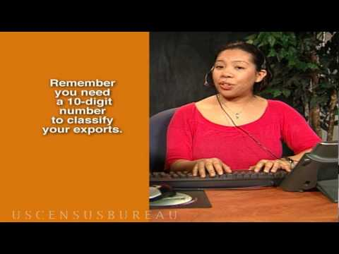 Classifying Your Commodity - Video #3