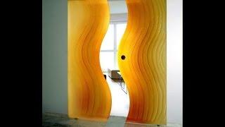 Очень красивые стеклянные двери - дизайн интерьера из стекла(Обычно стеклянные двери ассоциируются с офисами. Но они могут стать отличным элементом дизайна интерьера..., 2014-12-02T17:09:12.000Z)