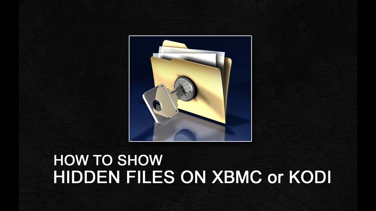 kodi hidden features