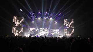 A-Ha - Take on Me live, recorded with LG G4 4K at default bitrate