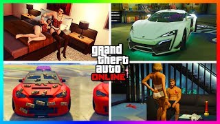 10 Useless Features In GTA Online That Are Completely Pointless!