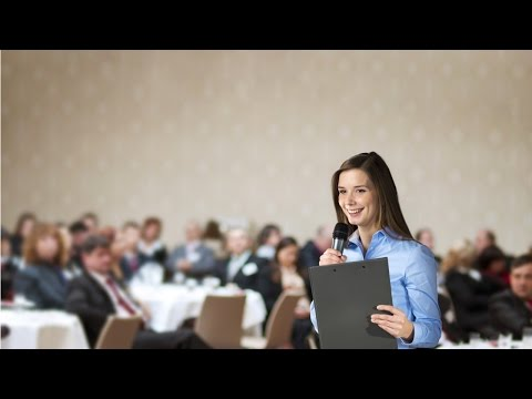 Curso Planejamento e Organização de Eventos - Sessão de Abertura