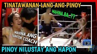 🇵🇭 HAPON Minaliit ang Lakas ng PINOY, sa Huli napaSabit sa LUBID.