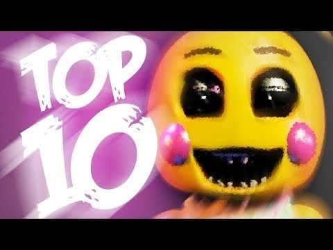 Top 10 Facts About Toy Chica – Five Nights at Freddy's