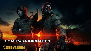 SURVARIUM DICAS PARA INICIANTES FPS GRÁTIS
