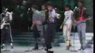 michael jackson action dance