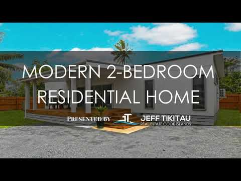 Buy Cook Islands Property - Matavera Residential House For Sale in Rarotonga Cook Islands