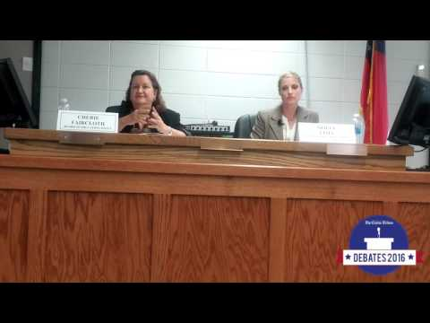 Rabun County BOE Post 5 Republican Primary Debate