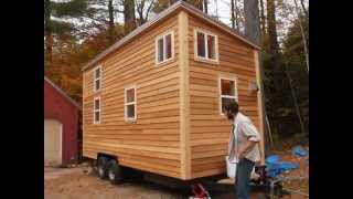 Sherwood Tiny House on a Trailer