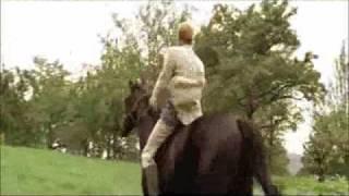 Ein fliehendes Pferd Szene Klaus Buch