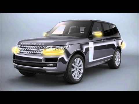 Range Rover Keyless Lock and Unlock Feature | Land Rover USA