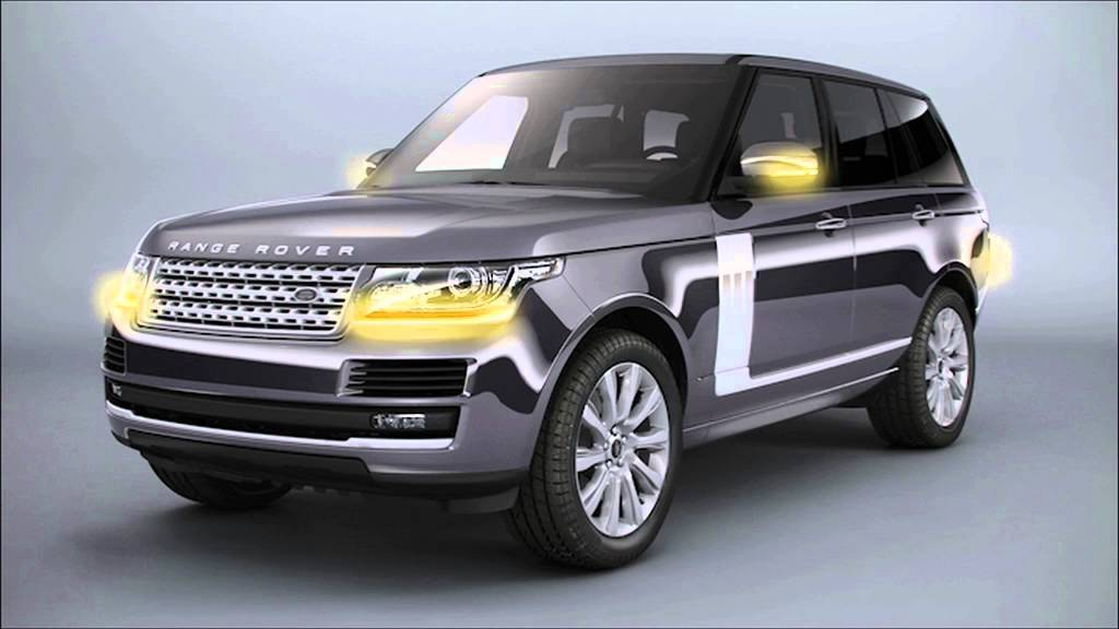 Range Rover Keyless Lock And Unlock Feature Land Rover Usa Youtube