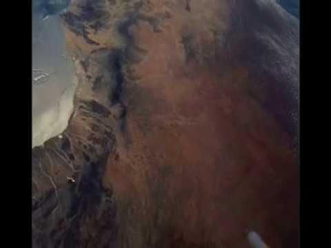 ICBM Flight CGI