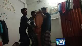 Rangpur a Meye dekhe Sherpur ar celeder dance