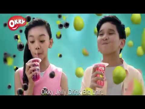 Iklan Okky Jelly Drink BIG Rasa Blackcurrant dan Jambu 15sec (2017)