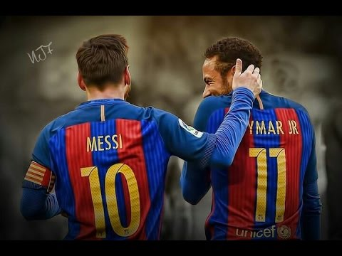 Neymar Jr & Lionel Messi • Fantástic Duo • 2016/17