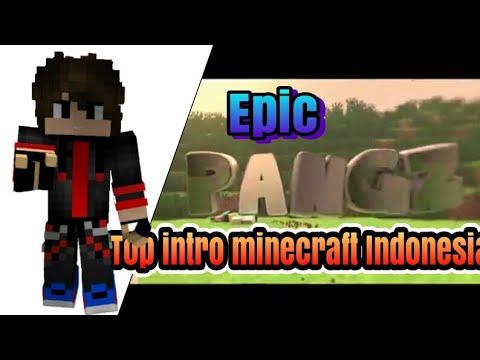 Top Intro Youtuber Minecraft Indonesia