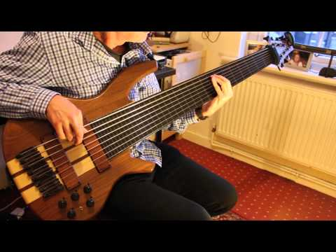 Sting Fretless Bass : overwater 8 string fretless bass jam youtube ~ Russianpoet.info Haus und Dekorationen