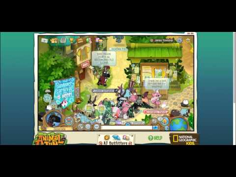 Animal Jam:Send, Trust, and Trade