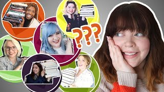 I Try Following Another Booktuber's TBR