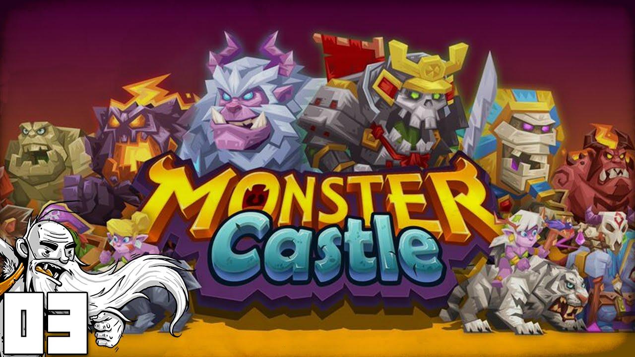 Monster Castle astuce et triche