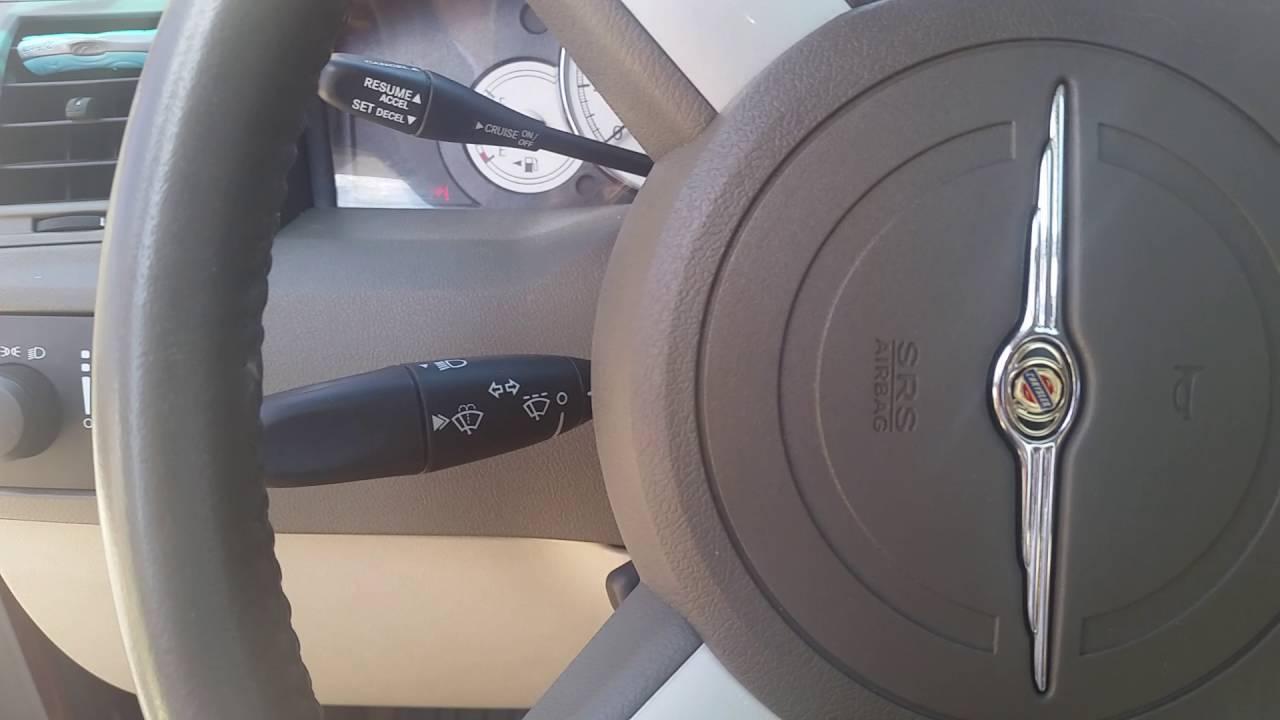 2007 Chrysler 300c Wont Start Just Clicking Youtube 300 Rear Fuse Box