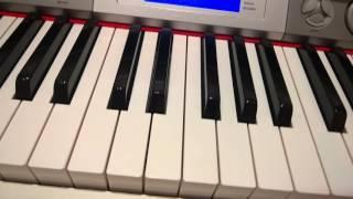 3 piese cantate la pian