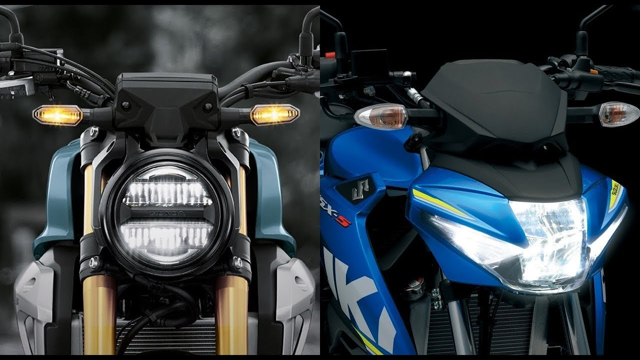 2018 Honda Cb150r Vs Suzuki Gsx S150 Specs Features