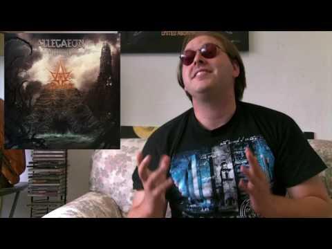 Allegaeon - PROPONENT FOR SENTIENCE Album Review