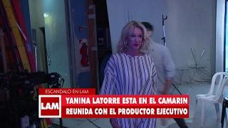 Yanina Latorre abandonó el estudio y hubo una pelea salvaje entre panelistas