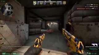 CS:GO Dual Berettas gameplay