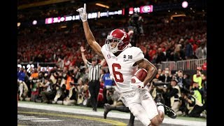 WATCH: All 3 game-winning calls from the 2018 CFB Playoff National Championship