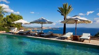 Stunning luxury villa on Ibiza in the primelocation of Es Cubells - Luxury Villas Ibiza
