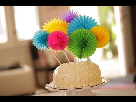 DIY Cake Toppers | Kin Community