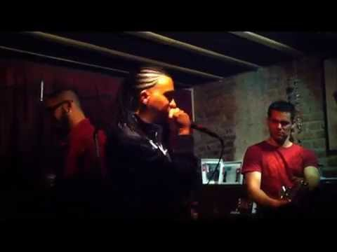 Sesión de Jazz Rap en San José, Costa Rica - Cisco - 2014