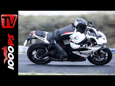 Triumph Daytona 675R | Test am Pannoniaring mit Juliane