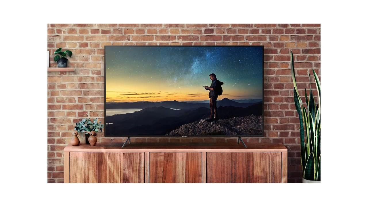 """Smart TV 4K LED 49"""" Samsung NU7100"""