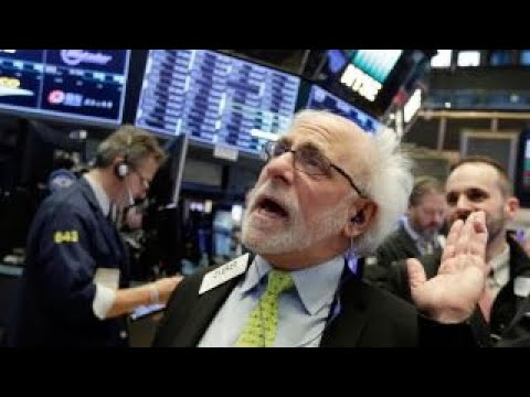 Dow suffers steepest point drop in history