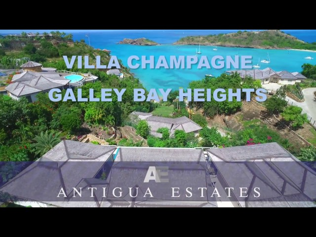 Villa Champagne Galley Bay Heights