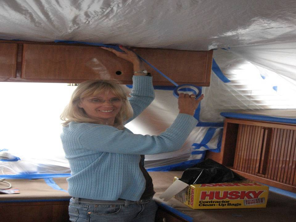 Atlantic Reupholstery Inc Complete Yacht Restoration Remodeling And Interior Design Youtube