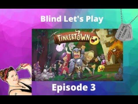 "Tinkertown Gameplay, Lets Play ""Dungeon Crawling"" Episode 3 |"
