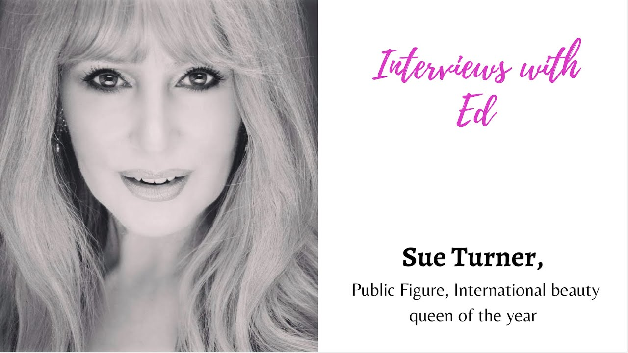 Sue Turner, Mrs Universe Australia finalist. International beauty queen of the year