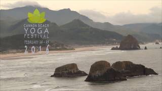 Video Cannon Beach Yoga Festival 2016 download MP3, 3GP, MP4, WEBM, AVI, FLV September 2018