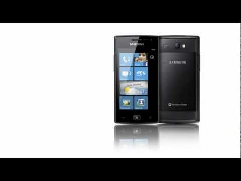Samsung Omnia W I8350, Full Review