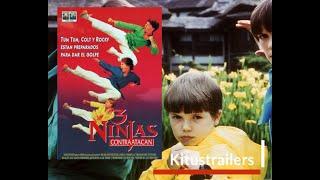 Los 3 Ninjas Contraatacan Trailer