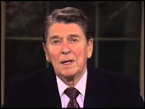 President Ronald Reagan's Farewell Address to the Nation. January 11, 1989